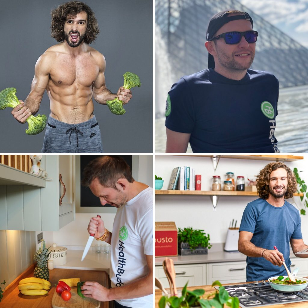 The body Coach vs HealthBuddy online health programs
