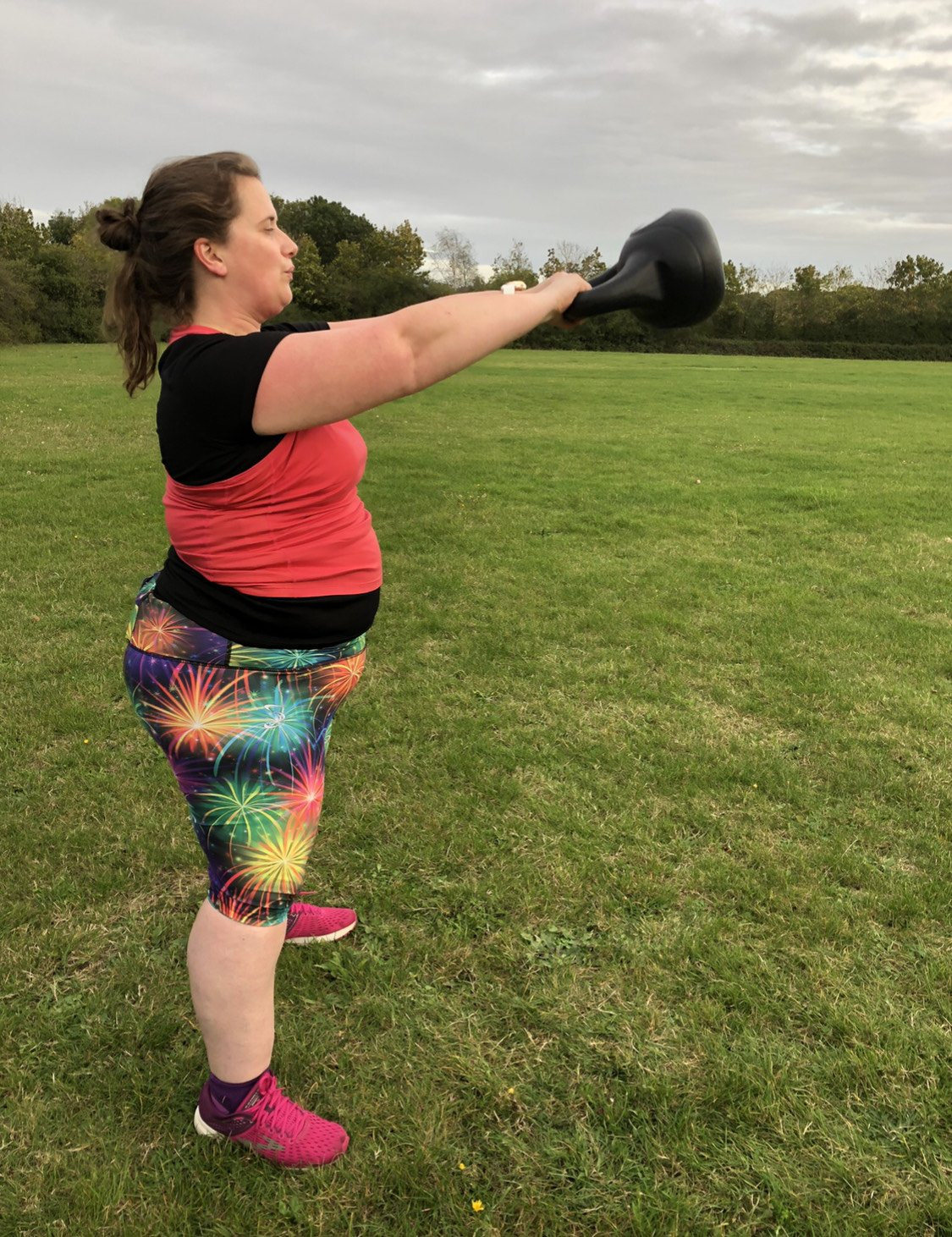 Personal training for the Redway Runners in Milton Keynes