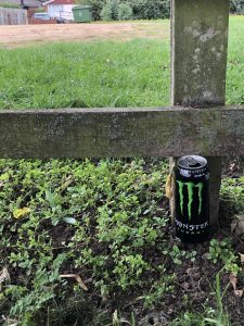 Monster energy drinks RedBull